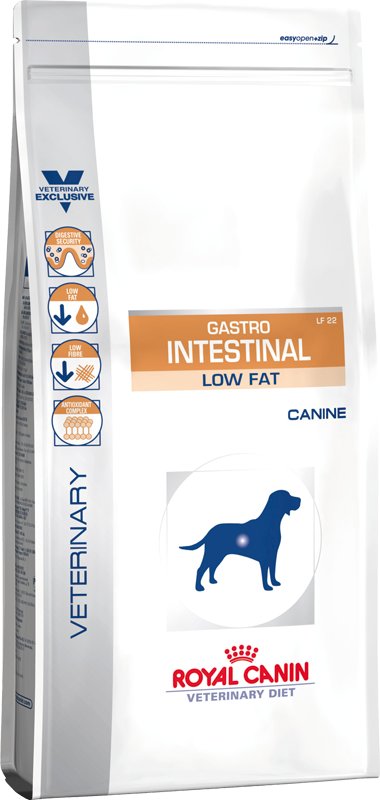 royal canin hundefoder rc gastro intestinal low fat hund. Black Bedroom Furniture Sets. Home Design Ideas