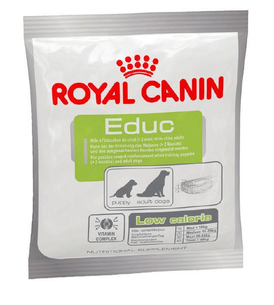 royal canin hundefoder royal canin educ tr ningsgodbid. Black Bedroom Furniture Sets. Home Design Ideas